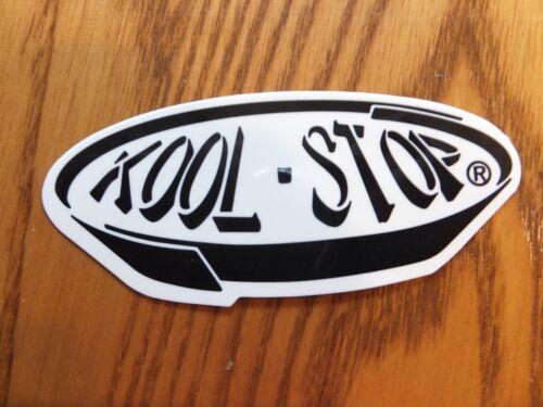 "STICKER DECAL 3/"" KOOL STOP Brakes BMX  ROAD Mountain Bike Ride Run Outdoor"