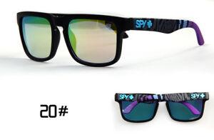 Mens Frame Spy Sunglasses Ken Multi Block Cycling Sunglass 1JFlKc