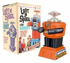 1966 remco lost in space robot in original box w/ instructions