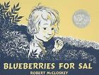 Blueberries for Sal by Robert McCloskey (Mixed media product, 1983)