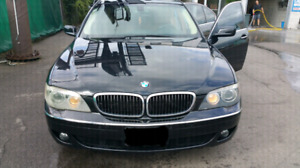 2008 750i BMW V8 4.8L Serious Buyers Only Good Working Condition