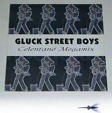 "GLUCK STREET BOYS ADRIANO CELENTANO ""MEGAMIX"" RARO 12"" MIX"