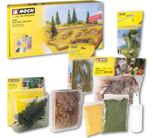 NOCH-60802-Ho-Basic-Package-034-Decorating-034-New-Original-Packaging