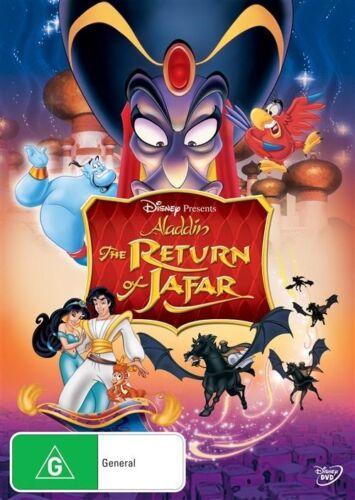 1 of 1 - The Return Of Jafar ( DVD )