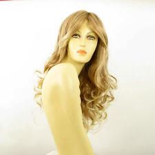 Perruque femme longue blond clair cuivré méché blond clair MICKI 27t613