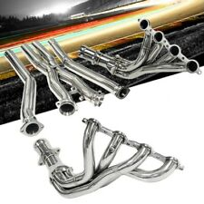 Megan Racing Stainless Header Exhaust Withx Pipe For 97 04 Corvette C5 Ls1ls6 V8