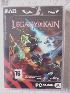 37209-Legacy-Of-Kain-Defiance-NEW-SEALED-PC-2003-Windows-XP