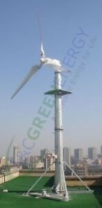 2kW-Wind-Generator-System-Grid-Tie-Wind-Turbine-Low-Wind-Speed-w-40-039-Tower