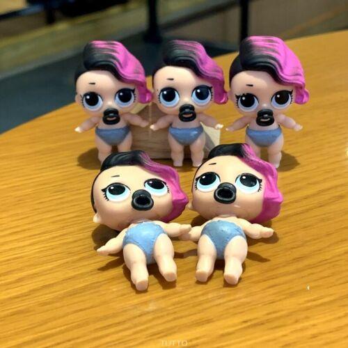ROCKER GLEE CLUB doll toy SERIES 2 DOLLS Lot 5  LOL Surprise LiL Sisters L.O.L