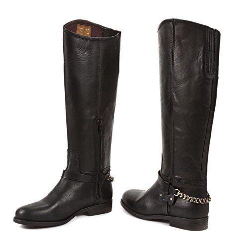 Gant Julia 09581365 Women's Leather Long Shaft Boots (Size 36 37 38 39 40 41)