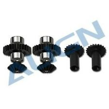 Genuine align m0.4 COPPIA Tube Front Drive Gear set/28t (h25g001xxt) (8)