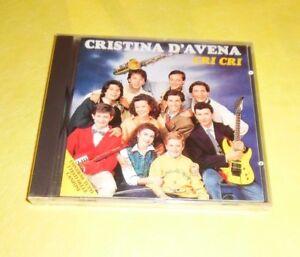 CRISTINA-D-039-AVENA-CRI-CRI-CD-SIGILLATO-FM-513662-1990-LEGGI-DENTRO