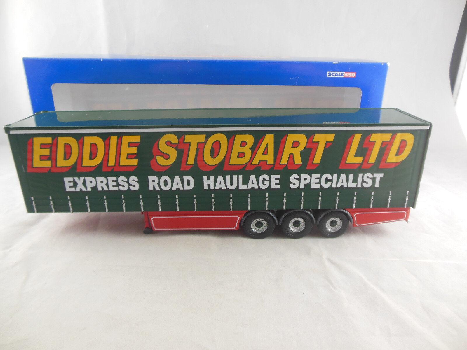 Corgi Classics Classics Classics CC19904 Eddie Stobart Curtainside Trailer Scale 1 50 b87b80