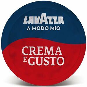 Lavazza A Modo Mio Crema e Gusto Coffee Capsules (2 Packs of 36)