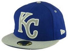 item 2 Kansas City Royals Full Heather 59FIFTY Blue Gray Fitted New Era Cap  Hat 7 3 4 -Kansas City Royals Full Heather 59FIFTY Blue Gray Fitted New Era  Cap ... 7478666246a7