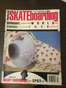 Transworld-Skateboarding-Magazine-January-1991-Nicky-Guerrero-1-91-Jan