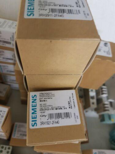 Siemens Hilfsschalterblock 3RH1921-2FA40 NEU OVP