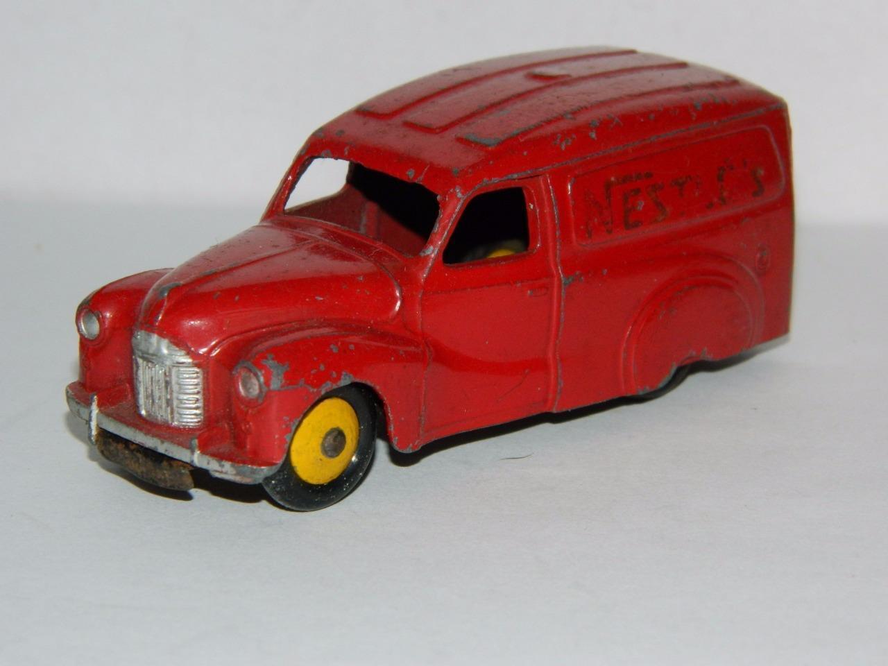 DINKY TOYS TOYS TOYS MECCANO VINTAGE AUSTIN A40 NESTLES VAN No.471 1955-60 409d26