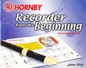 Recorder-from-the-Beginning-Full-Colour-Edition-Hornby
