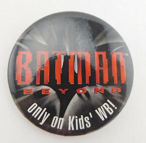 BATMAN-BEYOND-Cartoon-Release-Warner-Brothers-Store-Employee-Pin-1999