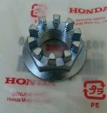 Genuine Honda Rear Wheel Hub Axle Nut TRX250EX TRX300EX TRX 400EX ATC200X 85 11