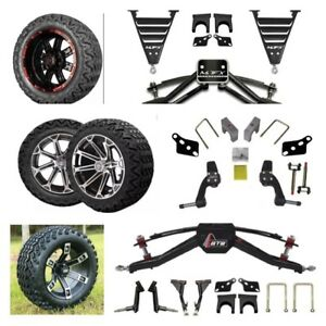 Lift Kit Wheel Tire Ultimate Combo Club Car Precedent Golf Cart 14