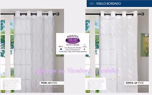 Cortinas-Visillos-Bordados-confeccionados-con-ollaos-140-x-260-cm-economicos