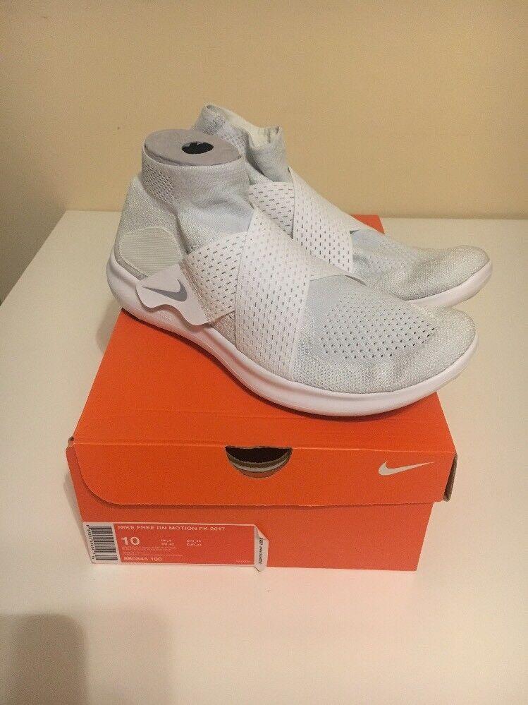 Nike Free RN Motion FK 2017 880845-100 Size 10