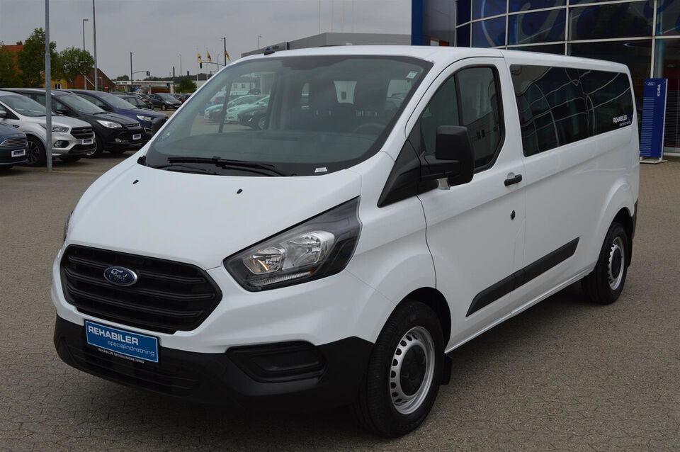 Ford Transit Custom Kombi 320L 2,0 TDCi 105 Ambiente d