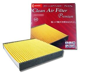 Clean Air Filter >> Details About Denso Cabin Air Filter Clean Air Filter Premium Dcp1009 For Toyota Lexus Japan