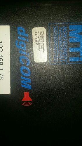 MTI Part No 91743 Digital Amplifier
