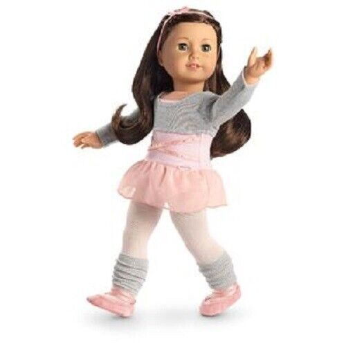 """BOX COMPLETE American Girl /""""Ballet Class Outfit/"""" NEW"""