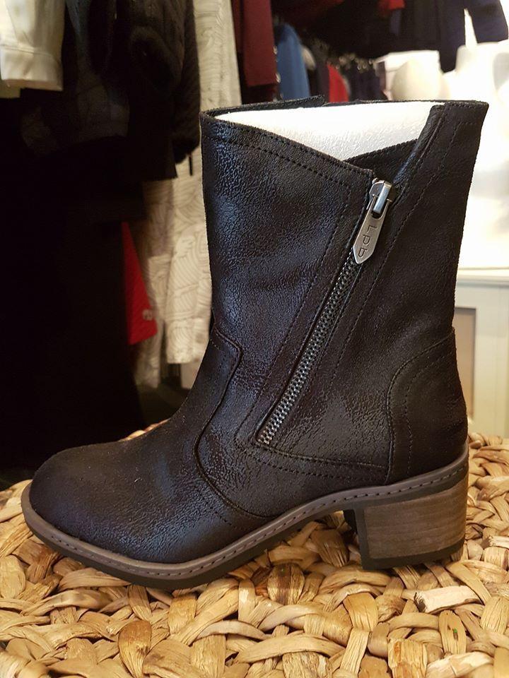 Descuento barato LPB SHOES automne/hiver 2016-2017 boots modèle BLANDINE neuves,étiquetées 69,90