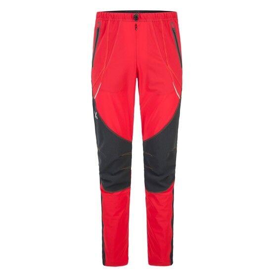 MONTURA Free K 7 cm Pants Rosso MPLFS2X 10