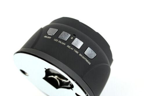 Sonik SKS Alarm 4 Rod Set and Receiver Free Bivvy Light Carry Case Carp Coarse