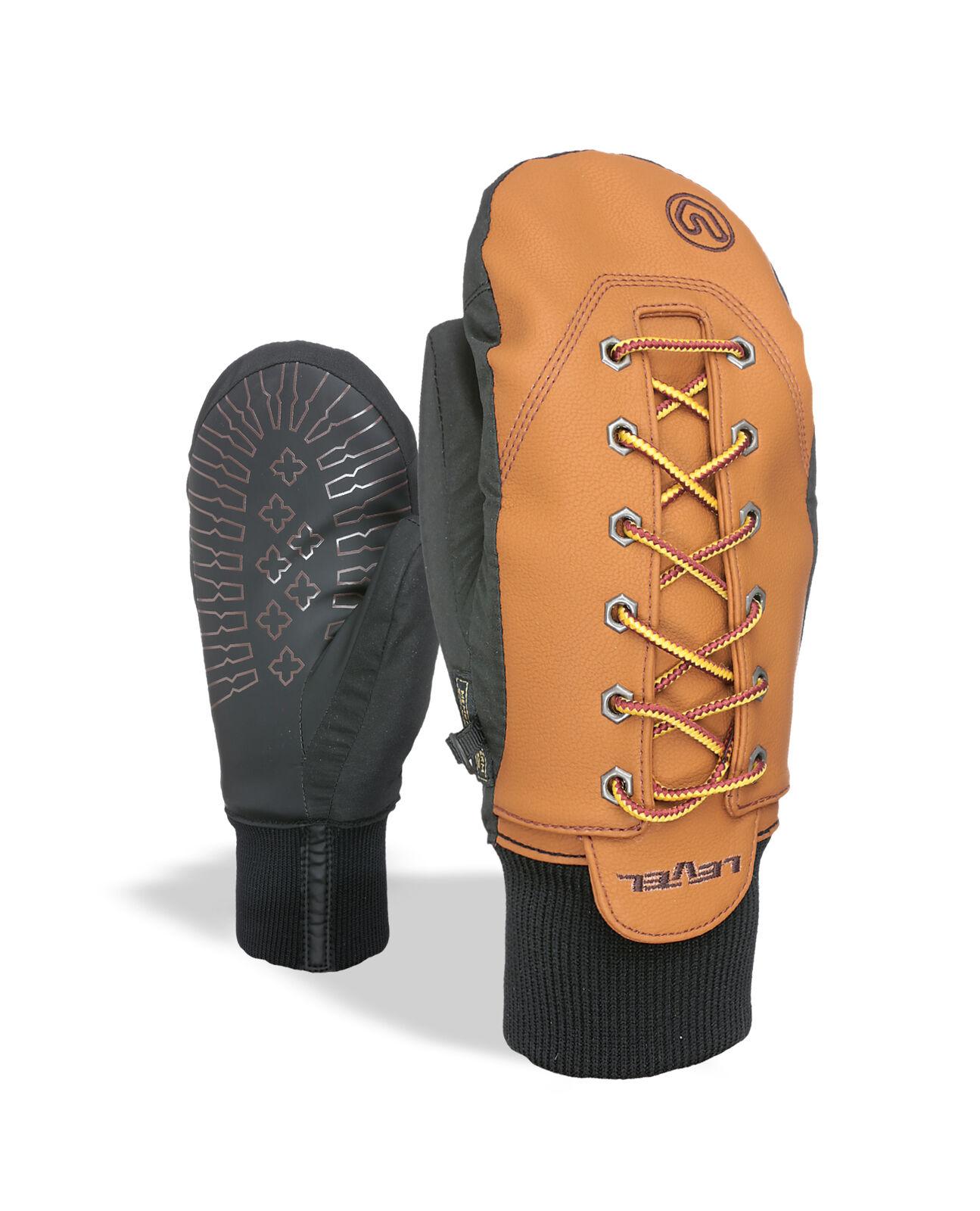 Level Guanto scarpe da ginnastica Jr Beige Impermeabile Traspirante Riscaldonnato