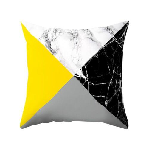 """18/""""x18/"""" Square Pillow Case Waist Throw Cushion Cover Sofa Car Home Decor Printed"""