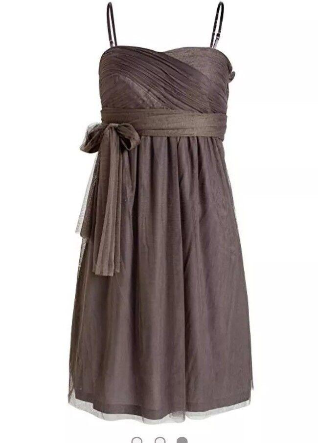 Esprit Kleid Gr.34 NEU Farbe Farbe Farbe Taupe 2f58cf