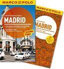 MARCO POLO Reiseführer Madrid von Martin Dahms (2014, Taschenbuch)