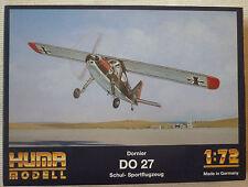 Huma 1/72 Dornier Do 27