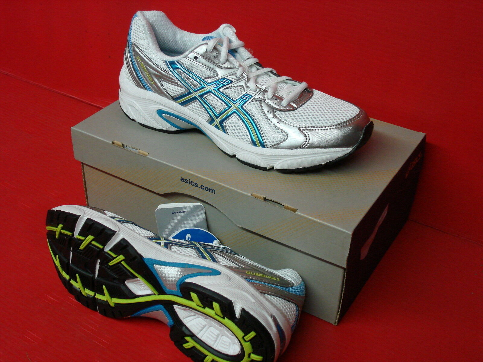 ASICS GEL-IMPRESSION 3 Damenschuhe RUNNING T0J7N