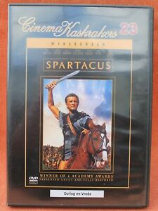 SPARTACUS-KIRK-DOUGLAS-DVD