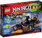 Lego Ninjago 70733 Blaster Bike BNIB Brand New Sealed FREE WORLDWIDE POSTAGE