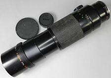 Minolta 400mm f5.6 APO MC-X  #3011315  converted to Nikon SLR