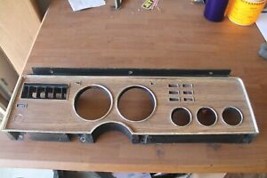1978 Mustang Dash For Sale