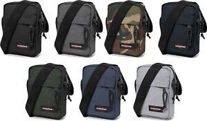Eastpak-Umhaengetasche-The-One-Schultertasche-Schwarz-Grau-Blau-Braun-Tasche