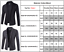 Men-Casual-Sweater-Slim-Fit-Long-Sleeve-Knitted-Cardigan-Solid-Coat-Jacket-Suit thumbnail 6