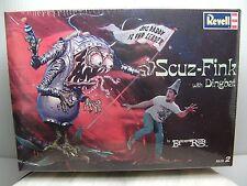 "7"" SCUZ FINK DINGBAT Bid Daddy Ed Roth Revell 2004 Model Kit 85-1309 SEALED Rare"