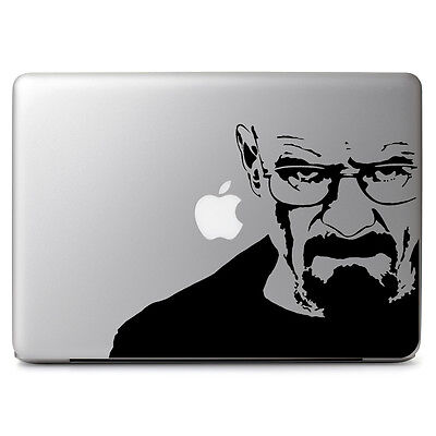Breaking Bad Angry Walter White for Macbook Air/Pro Laptop Vinyl Decal Sticker