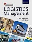 Logistics Management by S. K. Nandi, S. L. Ganapathi (Paperback, 2015)